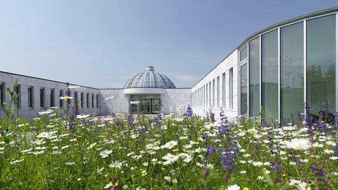Hauptgebäude Weiterbildungszentrum Holzweid