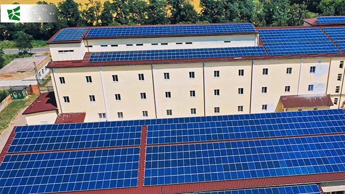 Studie, Solaranlage, Eigenheim, HSG